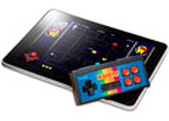 ThinkGeek :: iCade 8-Bitty - Retro Wireless Game Controller for iPhone/iPad/Android