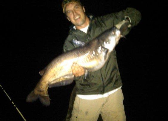 25 lb. Blue Catfish