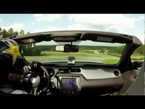 2013 GT500 Convertible Takes On The Virginia International Raceway!      - YouTube