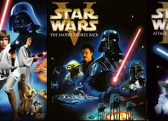 The Star Wars Saga: Suggested Viewing Order