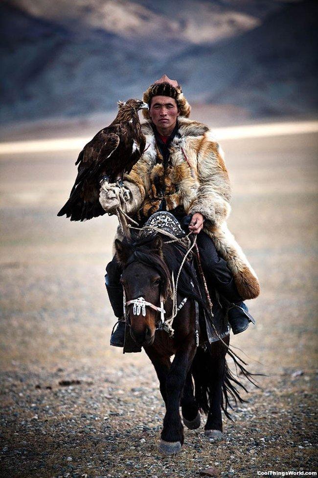 Baddest Mongolian