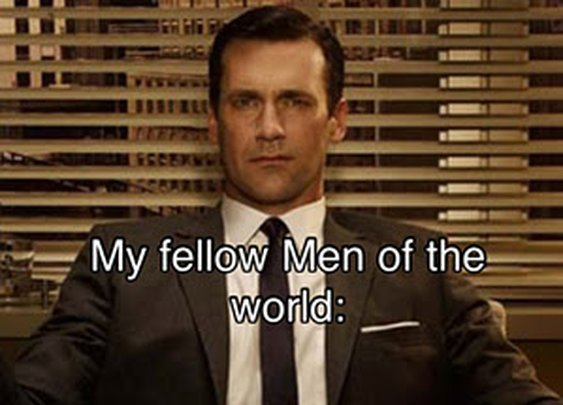 My Fellow Men
