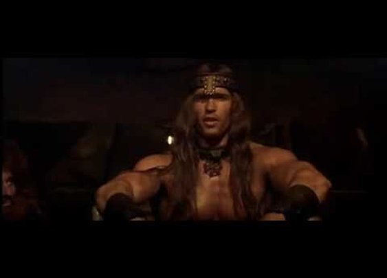 Conan the Barbarian - What Is Best In Life      - YouTube