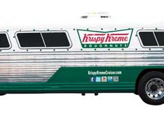 KrispyKreme Cruiser coming to a town near you.