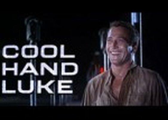 Cool Hand Luke (1967) | Stuart Rosenberg | Paul Newman George Kennedy