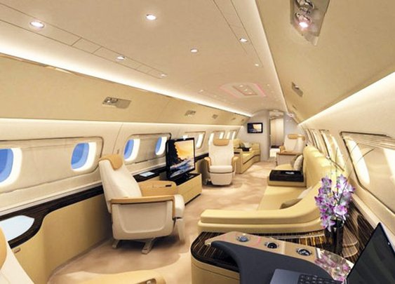 EMBRAER Executive Jets Lineage 1000