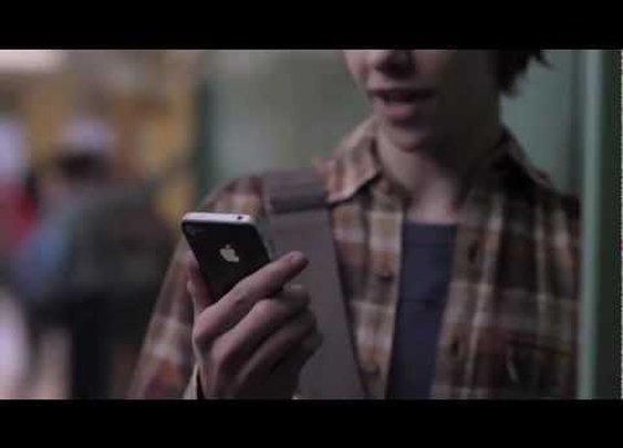 Douchebag Siri: the Fixed Apple iPhone Rock God Commercial