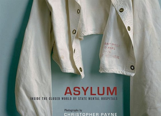 Coffeetable Book: Inside Closed Mental Asylums