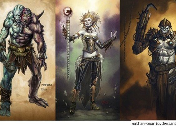 Nathan Rosario Redesigns He-Man's Foes as Horror Villains [Art] - ComicsAlliance | Comic book culture, news, humor, commentary, and reviews