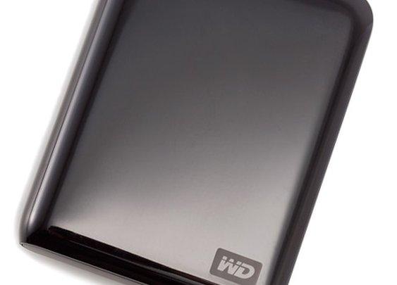 Western Digital Passport Essential SE External HDD
