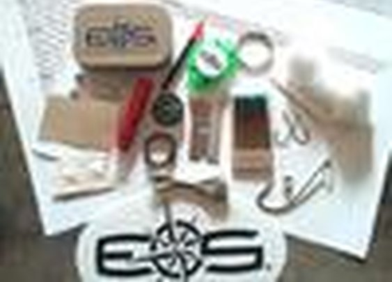 Worlds Smallest Survival Kit by EOS