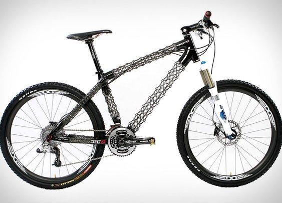 Pretty Trick Mountain Bike