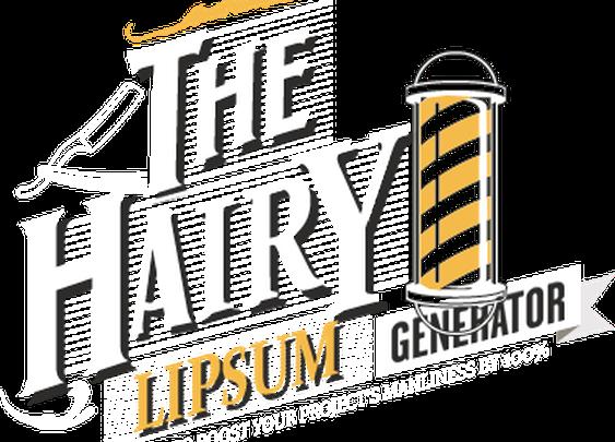 Hairy Lipsum Generator