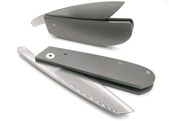 Custom Bladeworks minimum friction folder & hybrid