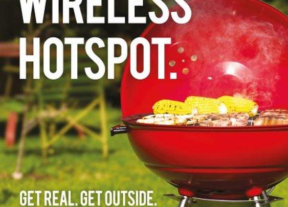 Stihl: Wireless Hotspot | Ads of the World™