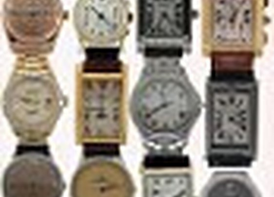 Doing time: The incredible watch collection of disgraced financier Bernard Madoff goes under the hammer  | Mail Online