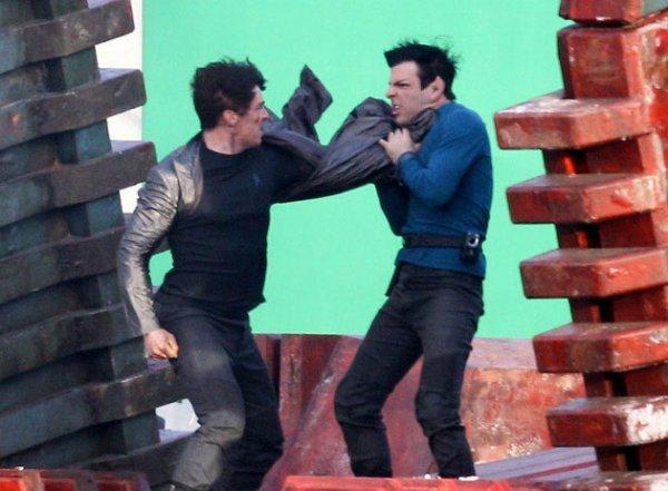 Star Trek Sequel (2013) Movie Photos Released!