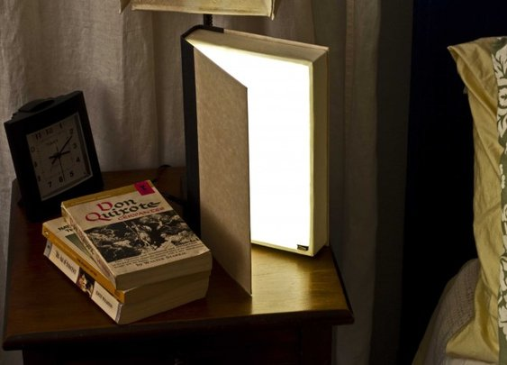 How To: Not Your Ordinary Book Light. – Grathio Labs