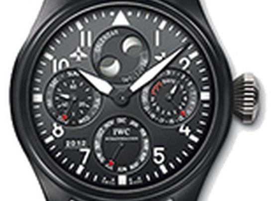 IWC Schaffhausen   Pilot's Watches   Perpetual Calendar Top Gun
