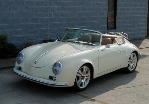 Specialty Auto-Sports, Inc. | 356A Cabriolet