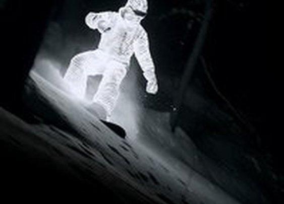 L.E.D Snowboarding by Jacob Sutton