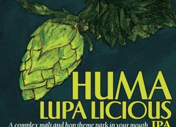 Huma-Lupa-Licious — Short's Brewing Company, Bellaire, MI