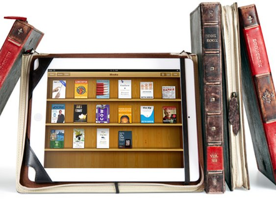 BookBook Case for iPad - BookBook Case for iPad - Twelve South
