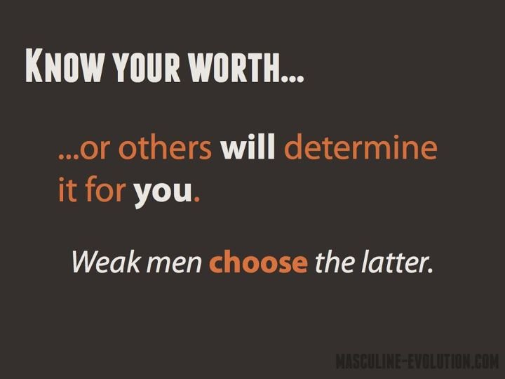 Know Your Worth Gentlemint