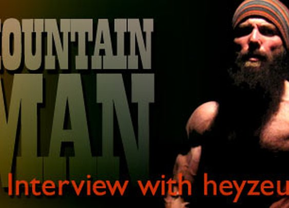 An Interview With 'heyzeus909', The Mountain Man.
