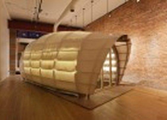 Urban Mushroom Farm Pops Up in Olson Kundig Architects' Seattle Storefront | Inhabitat - Green Design Will Save the World