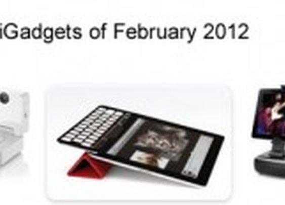 Cool iGadgets of February