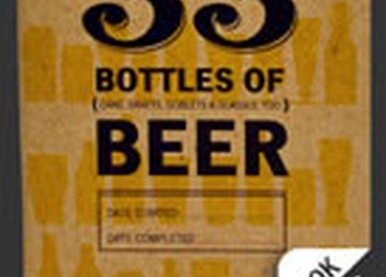 Beer Journal - 33 Beers