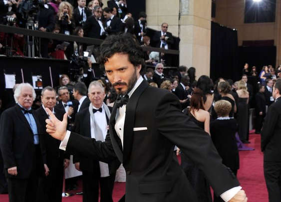 Brett McKenzie (Flight of the Conchords) at the Oscars (He Won)