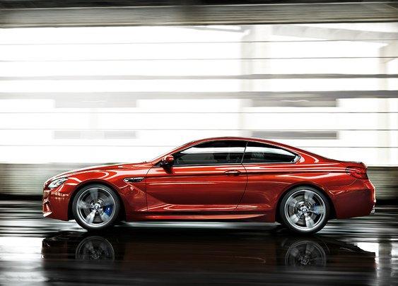 BMW M6 Coupé : Visualizer
