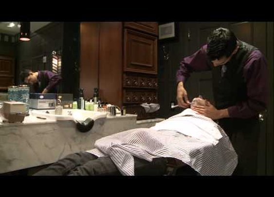 How To: The Perfect Straight Razor Shave