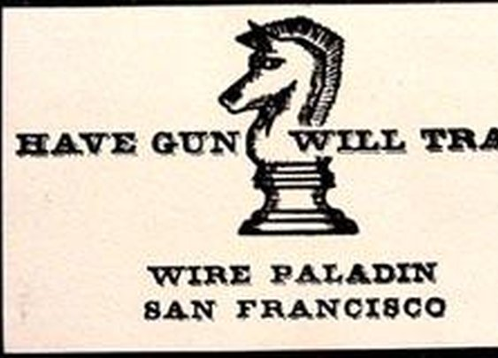 HAVE GUN, WILL TRAVEL - A Classic TV Western