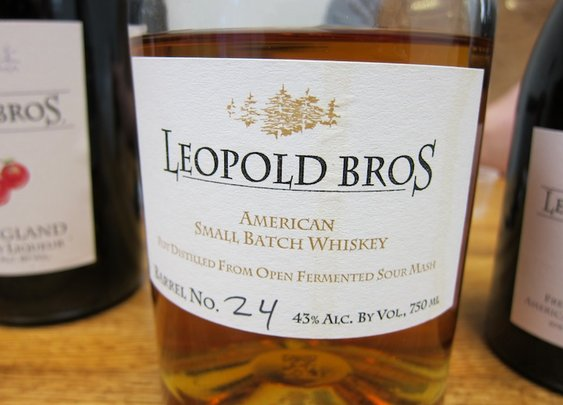 Leopold Bros. Small Batch