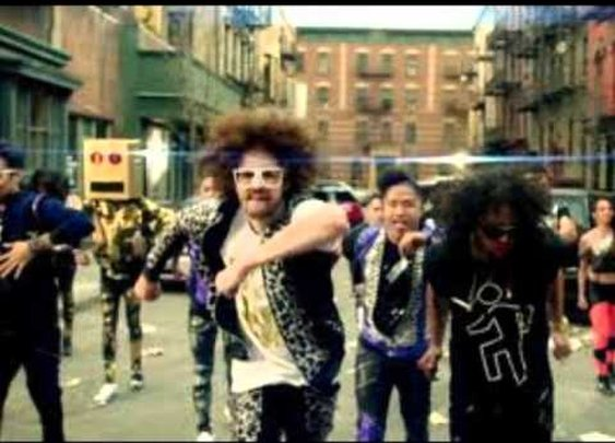 LMFAO-Party Rock Anthem