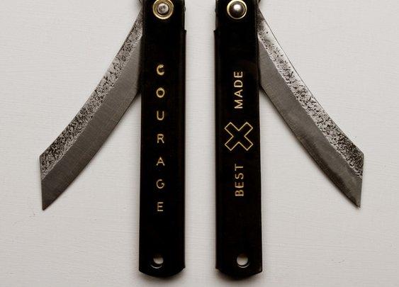 Japanese Higo Knife