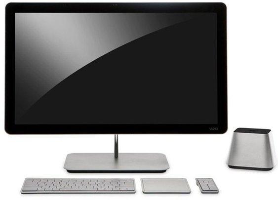 Vizio 27-inch All-in-One PC