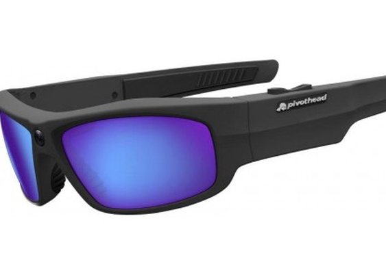 Pivothead glasses record what you see in 1080p