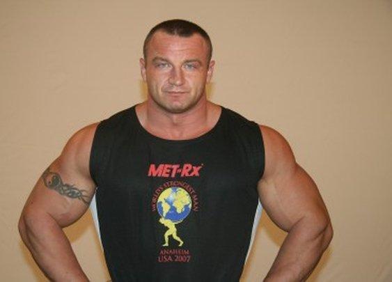Mariusz Pudzianowski - The Worlds Strongest Man