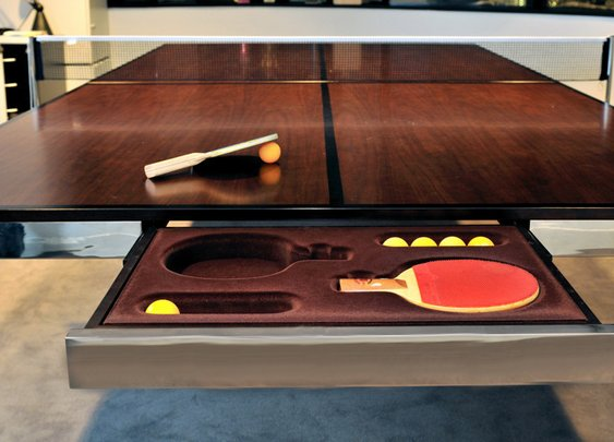 Ping Pong Conference Room Table