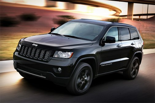 Jeep Grand Cherokee Stealth | Uncrate