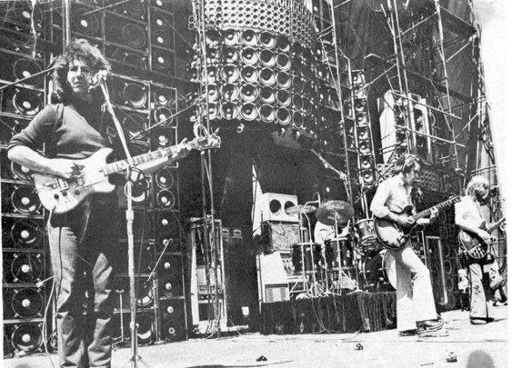 Grateful Dead - Wall of Sound