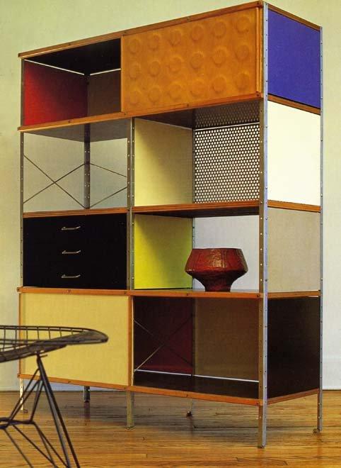 Eames ESU Cabinet