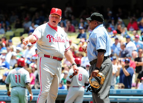 Why Do Baseball Managers Wear Uniforms?