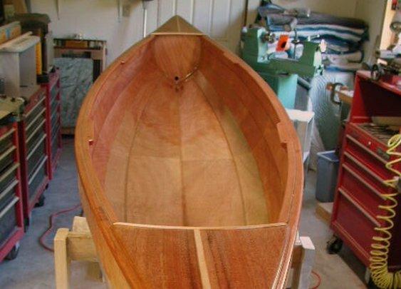 The Wood Canoe