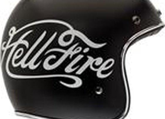 Bell Custom 500 Hellfire Helmet @ Motorcycle Superstore