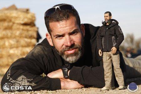 Chris Costa Action Figure